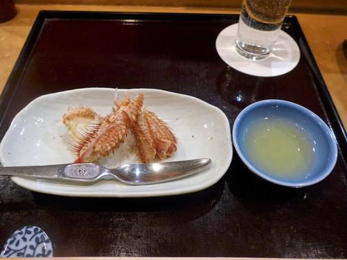高円寺「鮨 波やし」へ行く。_f0232060_1932688.jpg