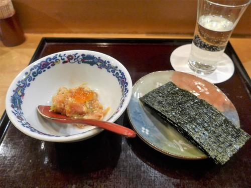 高円寺「鮨 波やし」へ行く。_f0232060_1974624.jpg