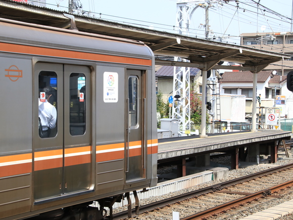 大阪メトロ 66系 66608 阪急淡路駅 撮り鉄_d0202264_1229304.jpg