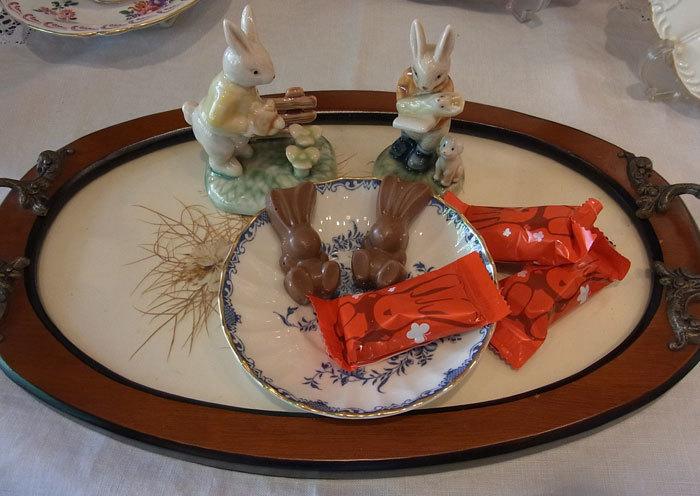 イースター.......ウサギの出番です♪_d0127182_16460867.jpg