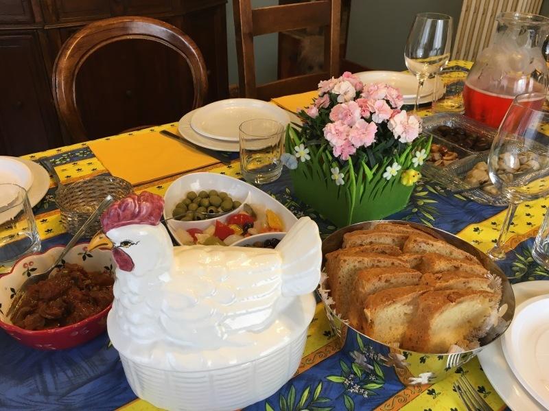 中央イタリア、ペルージャのイースター料理 🐣 Pasqua a Perugia 2018_b0246303_23013012.jpg