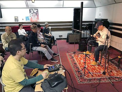 南澤先生の『ソロ・ギター・レッスン発表会/懇親会』に参加してきました!_c0137404_09124939.jpg