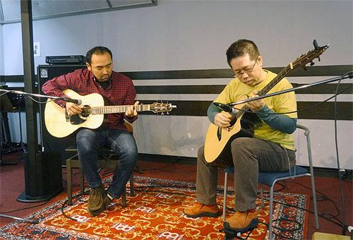 南澤先生の『ソロ・ギター・レッスン発表会/懇親会』に参加してきました!_c0137404_09134342.jpg