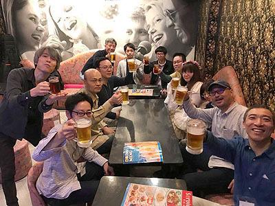 南澤先生の『ソロ・ギター・レッスン発表会/懇親会』に参加してきました!_c0137404_09135170.jpg