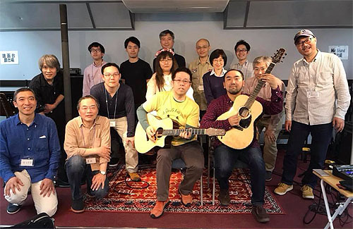 南澤先生の『ソロ・ギター・レッスン発表会/懇親会』に参加してきました!_c0137404_09135658.jpg