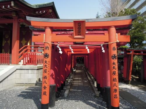 羽田 穴守稲荷神社_e0116211_12081116.jpg
