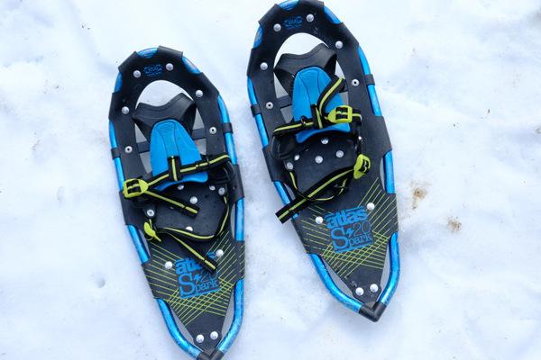 「雪の上を歩くって楽しい。美人林でスノーシュー!」_a0000029_22501741.jpg