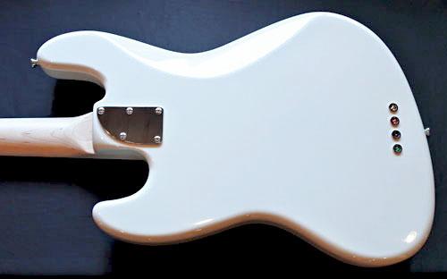 「Vintage WhiteのStandard-J」2本が同時完成です!_e0053731_16403061.jpg