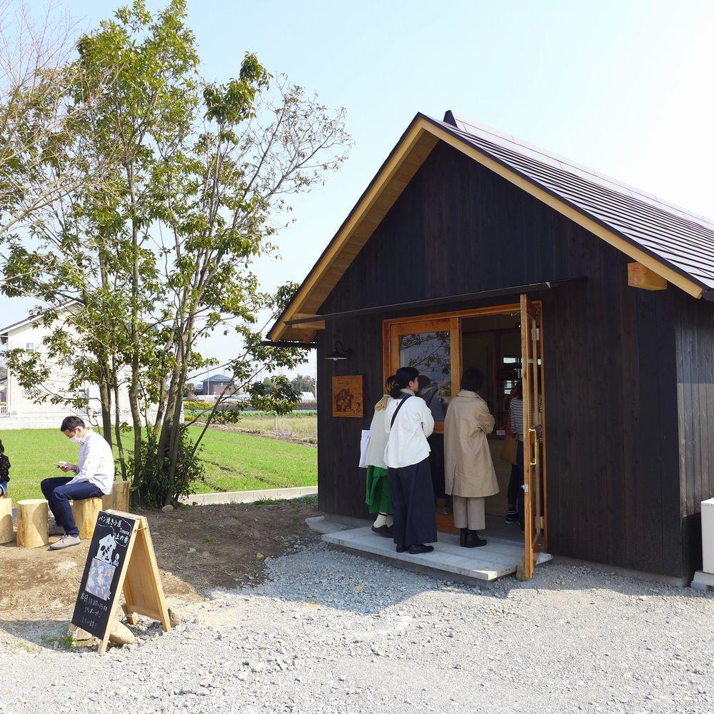 「天然酵母のパンとおやつkumu」さん 「パン焼き小屋tonoca」さん (三重県亀山市)_d0108737_14325432.jpg