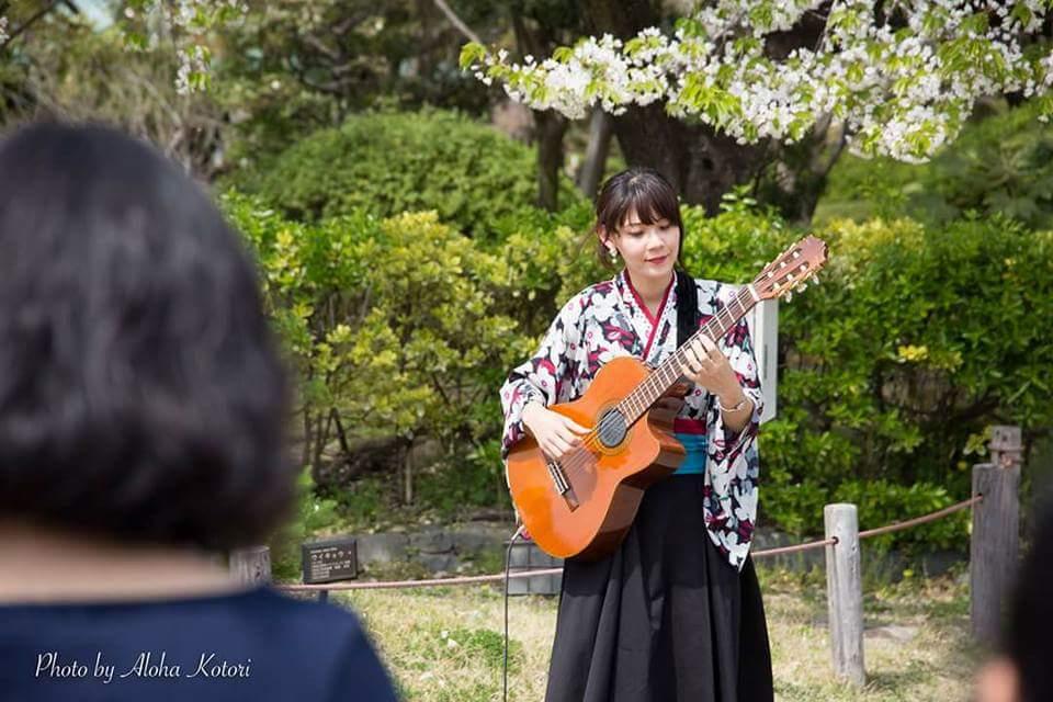 名古屋城での演奏、ありがとうございました!_f0373339_12594943.jpg