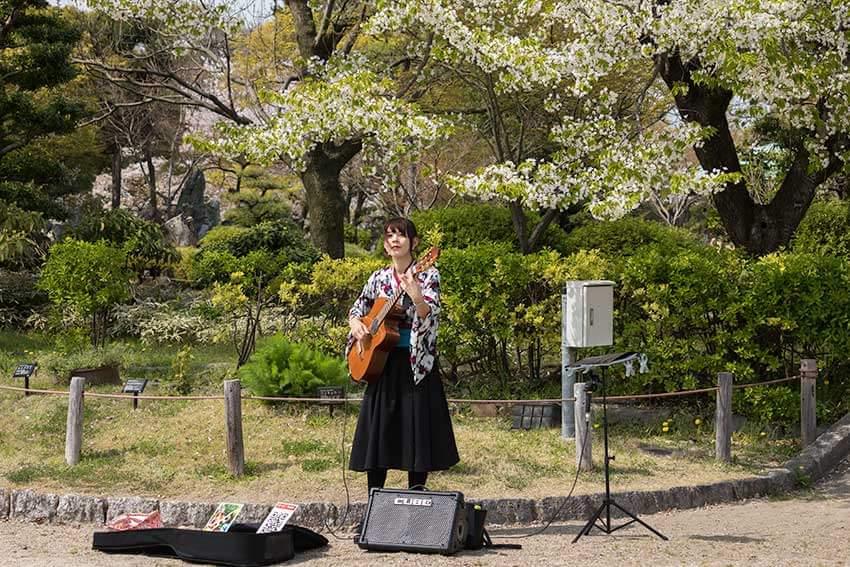 名古屋城での演奏、ありがとうございました!_f0373339_1259495.jpg