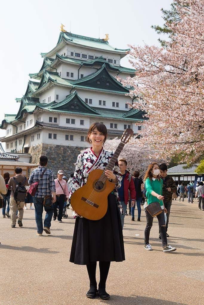 名古屋城での演奏、ありがとうございました!_f0373339_1259501.jpg