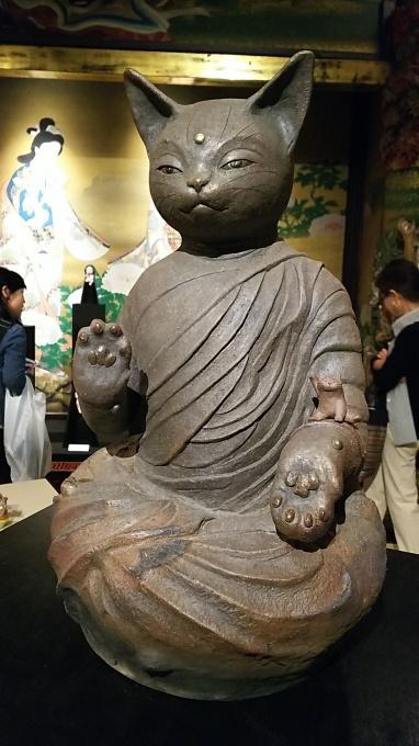 猫都(ニャンと)の国宝展見てきました♪_f0374160_21252655.jpg