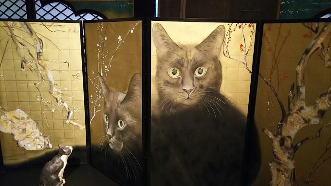 猫都(ニャンと)の国宝展見てきました♪_f0374160_21264161.jpg