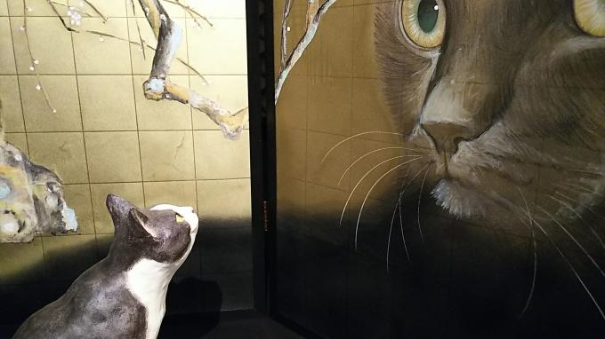 猫都(ニャンと)の国宝展見てきました♪_f0374160_21273161.jpg