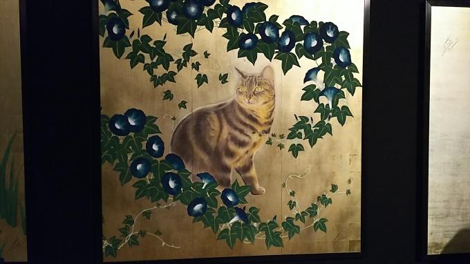 猫都(ニャンと)の国宝展見てきました♪_f0374160_21282059.jpg
