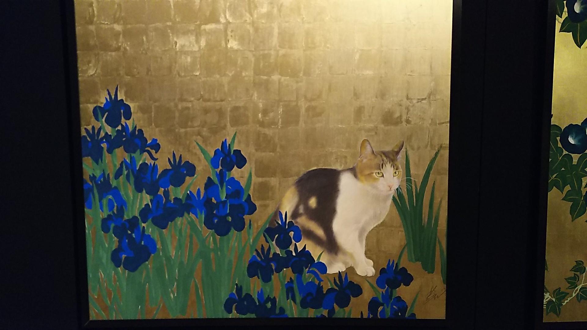 猫都(ニャンと)の国宝展見てきました♪_f0374160_21290460.jpg