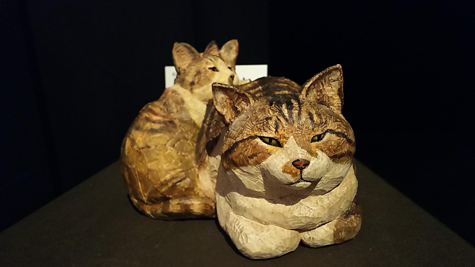 猫都(ニャンと)の国宝展見てきました♪_f0374160_21343951.jpg