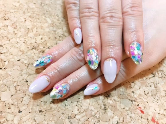 Colorful Nail_a0239065_15261056.jpg