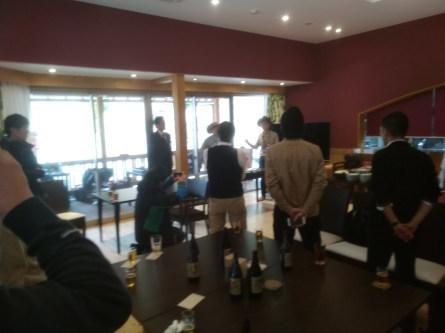 大呂ガーデンテラスオープン記念BBQパーティー_b0116276_21132841.jpg
