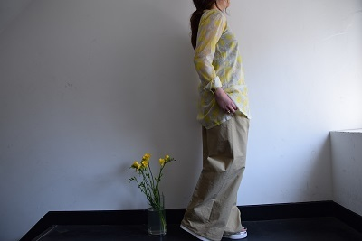 春らしく 。   =DRIES VAN NOTEN_b0110586_16291306.jpg