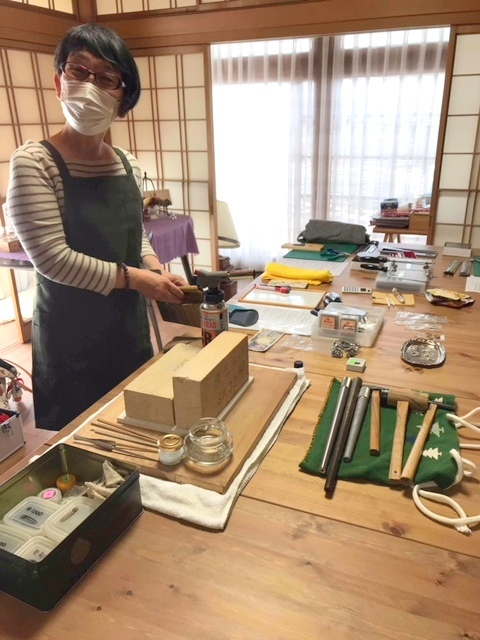 MASUDA工房つくるの間  無事スタートしました(^O^)/_c0165589_19010840.jpg