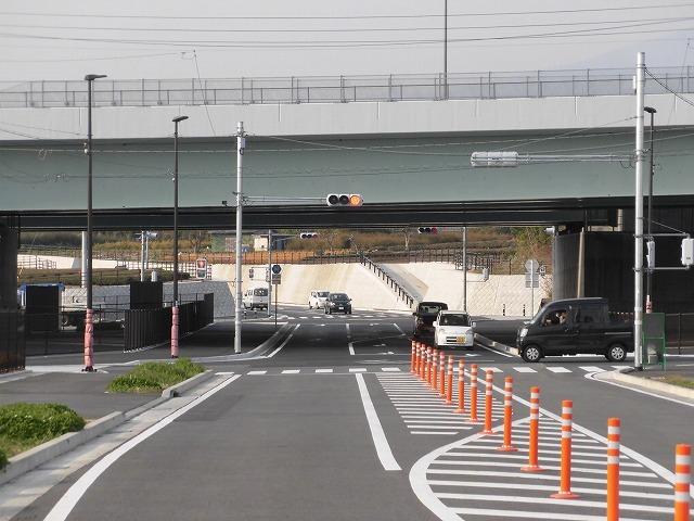 新富士ICから5分で富士山フロント工業団地へ 念願の市道「新富士 ...