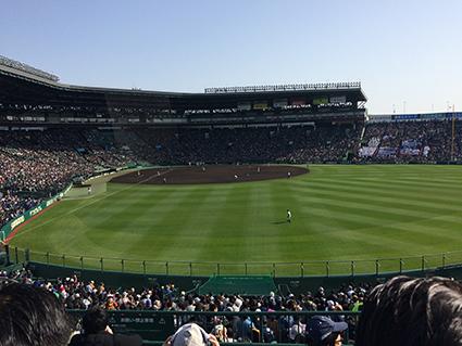 「MAJOR 2nd」甲子園 春の選抜高校野球_f0233625_23323996.jpg