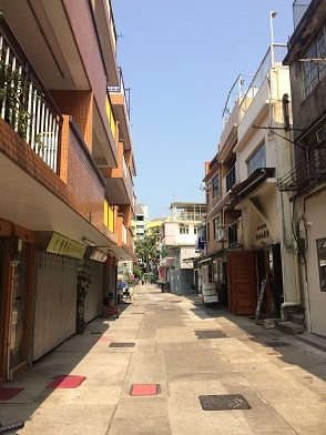 ゆったりとした時間が流れる坪洲島をぶらりお散歩☆Walk in Peng Chau Island in Hong Kong_f0371533_17321526.jpg