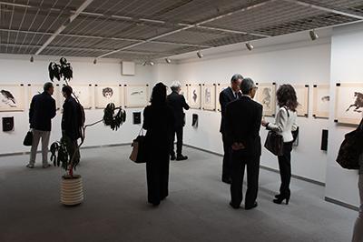 墨絵展「EDWARD SUZUKI SUMIE」開催中です!_f0171840_17034885.jpg