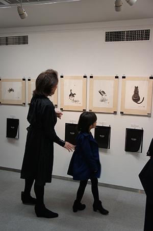 墨絵展「EDWARD SUZUKI SUMIE」開催中です!_f0171840_17202216.jpg