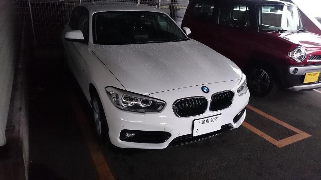 BMW 118d SPORT_d0059077_02125560.jpg