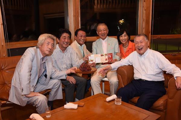 日本の支配層の構造:3人の天皇と縄文5系統「政府委員」のジイサマ_e0069900_15074308.jpg