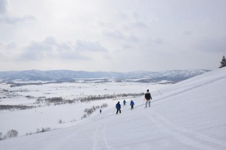 2018年3月3日幌加内スキー場で粉雪を楽しむ_c0242406_11472674.jpg