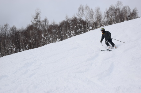 2018年3月3日幌加内スキー場で粉雪を楽しむ_c0242406_11543901.jpg