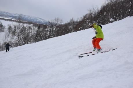 2018年3月3日幌加内スキー場で粉雪を楽しむ_c0242406_11555326.jpg