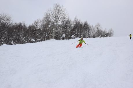 2018年3月3日幌加内スキー場で粉雪を楽しむ_c0242406_11561049.jpg