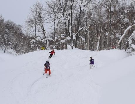 2018年3月3日幌加内スキー場で粉雪を楽しむ_c0242406_12013091.jpg