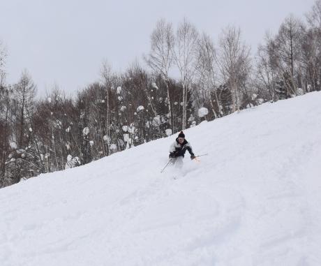 2018年3月3日幌加内スキー場で粉雪を楽しむ_c0242406_12020062.jpg