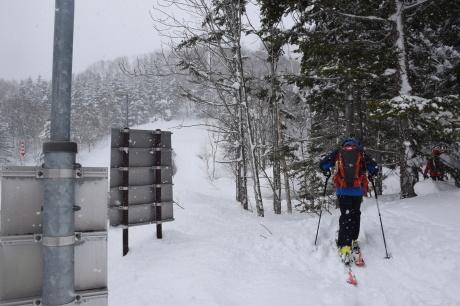 2018年3月3日3月3日 昼から[湯内山」を登って深雪を楽しむ_c0242406_16200144.jpg