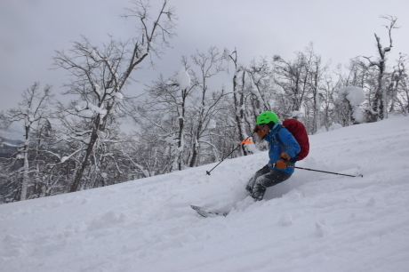 2018年3月3日3月3日 昼から[湯内山」を登って深雪を楽しむ_c0242406_17542545.jpg
