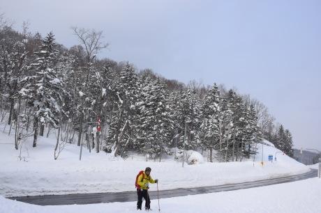 2018年3月3日3月3日 昼から[湯内山」を登って深雪を楽しむ_c0242406_17551449.jpg