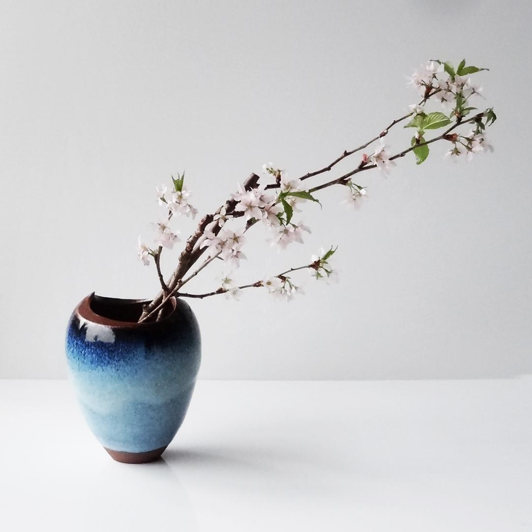 「春の月」渡邊葵個展_a0233551_17180090.jpg