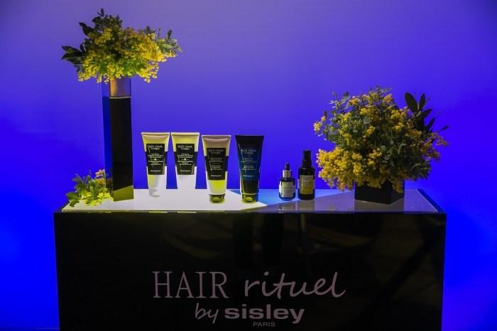 sisley hairrituelパーティー_c0204289_09222695.jpeg