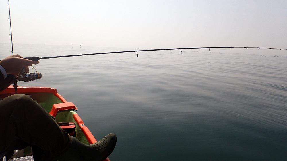 オーパL3ボート釣り 2回目。 2018年4月4日(水)_d0171823_20322807.jpg