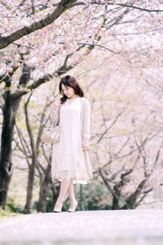 今年の桜ポートレイト(2)_b0366473_13573036.jpg