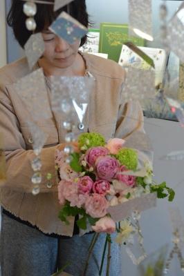 妖精たちの花便り&ティーパーティ_a0252678_23004907.jpg