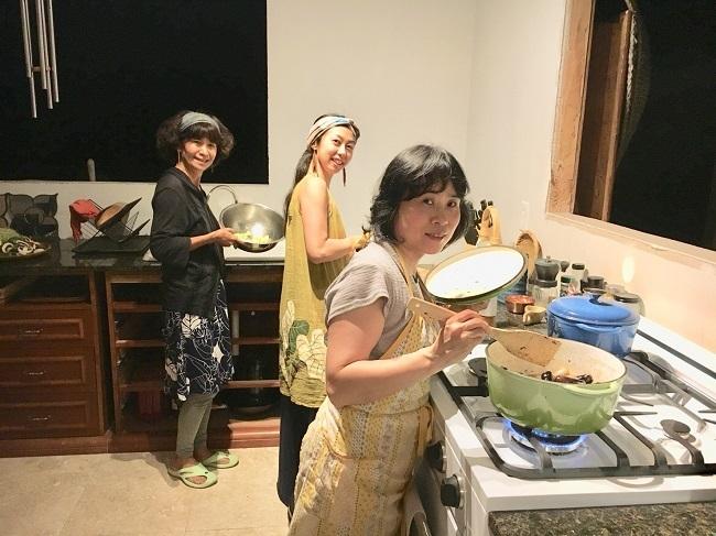 ハワイ島での料理教室_a0170699_20342161.jpg
