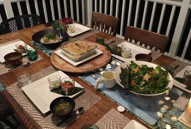 ハワイ島での料理教室_a0170699_20360235.jpg