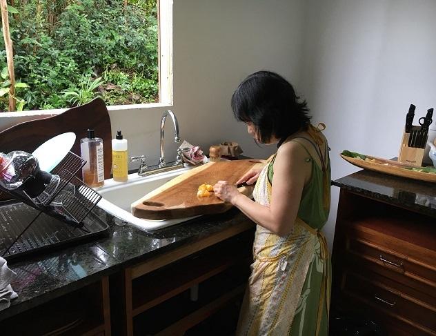 ハワイ島での料理教室_a0170699_20391866.jpg